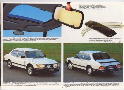 Saab 90 Accesoires MY85 05 (1)
