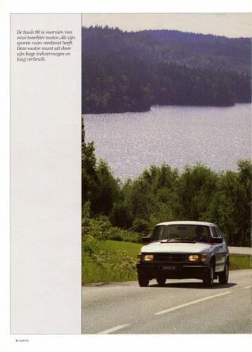 Saab 90 MY85 Brochure NL 08 (1)