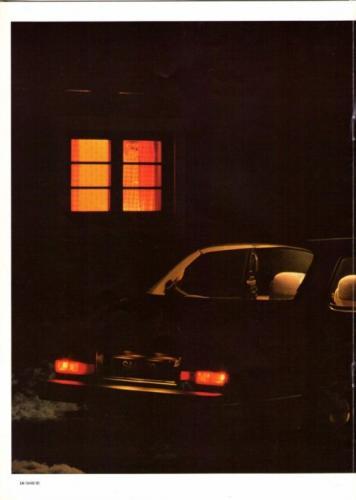 Saab 90 MY85 Brochure NL 14