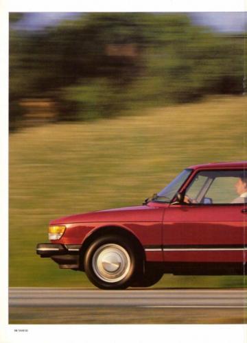 Saab 90 MY85 Brochure NL 16 (1)