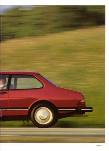 Saab 90 MY85 Brochure NL 17 (2)