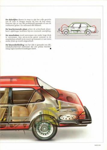 Saab 90 MY85 Brochure NL 21 (1)