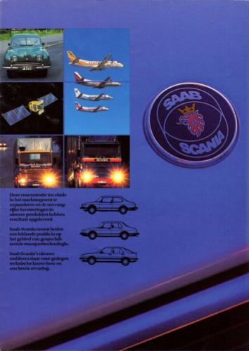Saab 90 MY85 Brochure NL 25 (1)