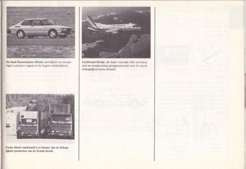 Saab 90 Instructieboekje MY85 NL 04