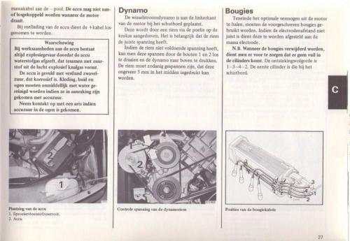 Saab 90 Instructieboekje MY85 NL 30 (1)