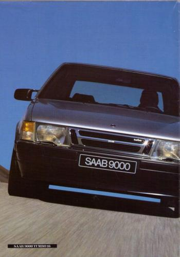 MY86 - Duitstalige Folder Saab 90-900-9000 02
