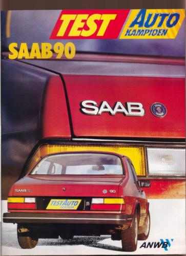 Autokampioen Saab 90 02