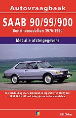 Pers over de Saab 90 - Handboeken van derden