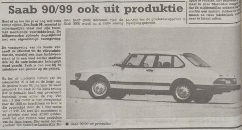 Limburgs Dagblad 14 aug 1987 artikel Productiestop