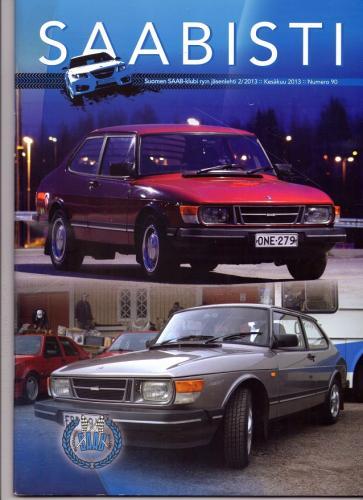 Pers over de Saab 90 - Saabisti numero 90