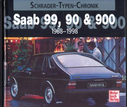Pers over de Saab 90 - Schrader Typen Chronik
