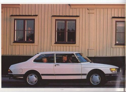 Saab 90 Accesoires MY85 02