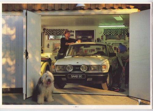 Saab 90 Accesoires MY85 10 (1)