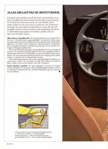 Saab 90 MY85 Brochure NL 10 (1)
