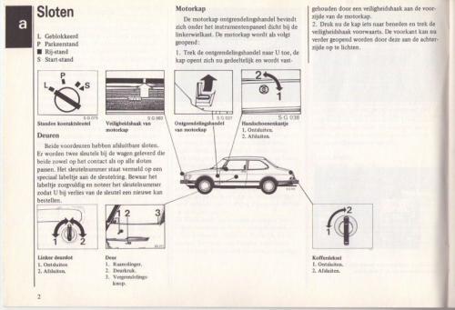Saab 90 Instructieboekje MY85 NL 05 (1)