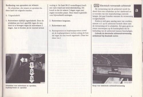 Saab 90 Instructieboekje MY85 NL 10 (1)