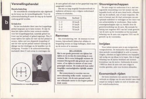 Saab 90 Instructieboekje MY85 NL 19 (1)