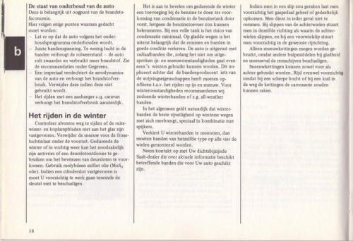 Saab 90 Instructieboekje MY85 NL 21 (1)