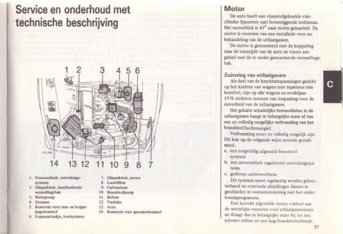 Saab 90 Instructieboekje MY85 NL 24 (1)