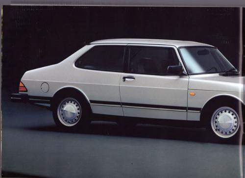 MY86 - Folder Finland Saab 90 900 9000 04