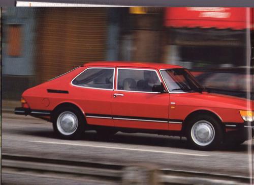MY86 - Folder Finland Saab 90 900 9000 08