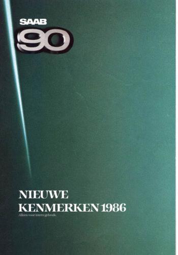 MY86 - Nieuwe kenmerken