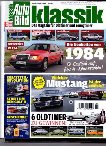 Pers over de Saab 90 - Auto Bild Klassik 1/2014