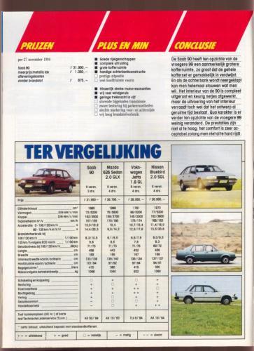 Autokampioen Saab 90 07