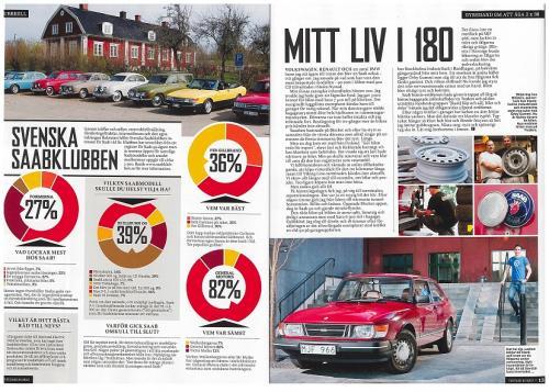 Pers over de Saab 90 - Auto Motorsport Vintage 2013