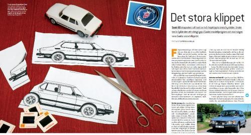 Pers over de Saab 90 - Klassiker maart 2011