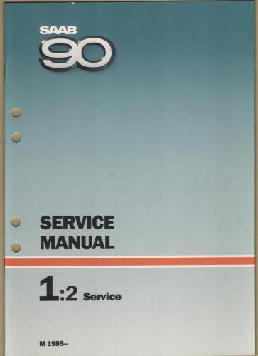 Werkplaatshandboek - 1.2 - Service